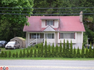 Main Photo: 856 HOT SPRINGS Road: Harrison Hot Springs House for sale : MLS(r) # H1202469