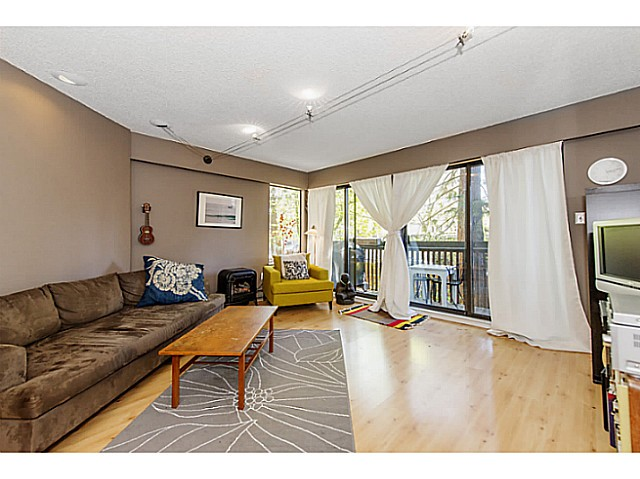 Main Photo: 211 1274 BARCLAY Street in Vancouver: West End VW Condo for sale (Vancouver West)  : MLS® # V1000494