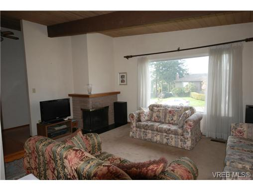 Photo 4: 4211 Panorama Drive in VICTORIA: SE High Quadra Single Family Detached for sale (Saanich East)  : MLS(r) # 335079