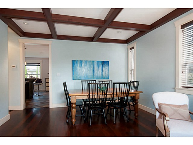 Photo 4: 3559 DUNDAS Street in Vancouver: Hastings East House for sale (Vancouver East)  : MLS(r) # V1067924
