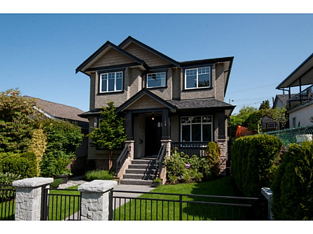 Main Photo: 3559 DUNDAS Street in Vancouver: Hastings East House for sale (Vancouver East)  : MLS(r) # V1067924