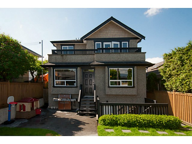 Photo 17: 3559 DUNDAS Street in Vancouver: Hastings East House for sale (Vancouver East)  : MLS(r) # V1067924