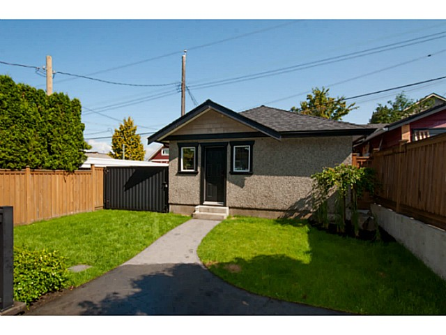 Photo 18: 3559 DUNDAS Street in Vancouver: Hastings East House for sale (Vancouver East)  : MLS(r) # V1067924