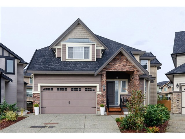 Main Photo: 7693 210TH Street in Langley: Willoughby Heights House for sale : MLS® # F1432472