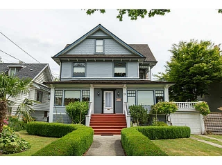 "Main Photo: 331 FIFTH Street in NEW WEST: Queens Park House for sale in ""QUEEN'S PARK"" (New Westminster)  : MLS® # V1130395"