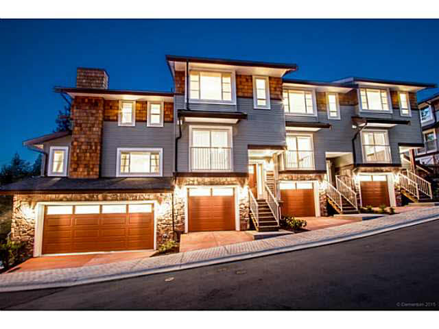 "Main Photo: 44 23651 132ND Avenue in Maple Ridge: Silver Valley Townhouse for sale in ""MYRON'S MUSE AT SILVER VALLEY"" : MLS®# V1131909"