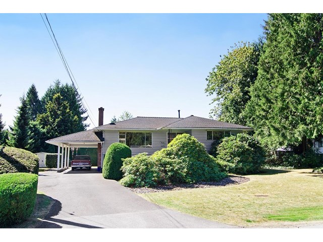 Main Photo: 1672 HARBOUR Drive in Coquitlam: Harbour Place House for sale : MLS® # V1139870