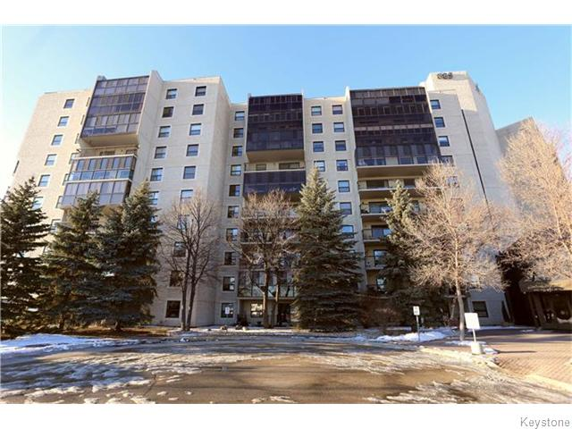 Main Photo: 885 Wilkes Avenue in WINNIPEG: River Heights / Tuxedo / Linden Woods Condominium for sale (South Winnipeg)  : MLS(r) # 1600811