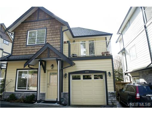 Main Photo: 111 2645 Millstream Road in VICTORIA: La Mill Hill Single Family Detached for sale (Langford)  : MLS® # 361094