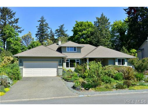 Main Photo: 4806 Sunnygrove Place in VICTORIA: SE Sunnymead Single Family Detached for sale (Saanich East)  : MLS® # 363860