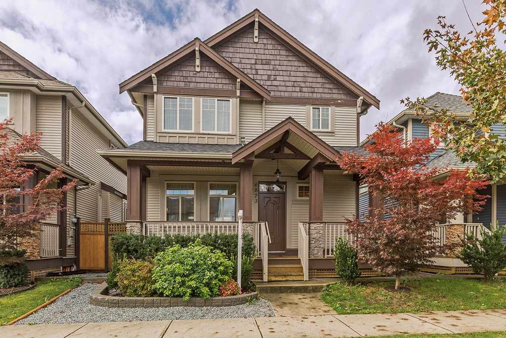 Main Photo: 6873 192A Street in Surrey: Clayton House for sale (Cloverdale)  : MLS® # R2118426