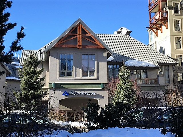 "Main Photo: 416 4295 BLACKCOMB Way in Whistler: Whistler Village Condo for sale in ""WHISTLER PEAK LODGE"" : MLS®# R2135843"