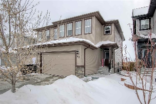 Main Photo: 93 SPRINGWOOD Way: Spruce Grove House Half Duplex for sale : MLS(r) # E4054821