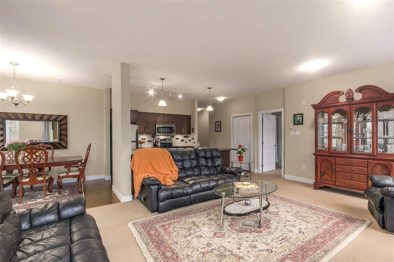 "Photo 5: 211 2353 MARPOLE Avenue in Port Coquitlam: Central Pt Coquitlam Condo for sale in ""EDGEWATER"" : MLS® # R2150448"