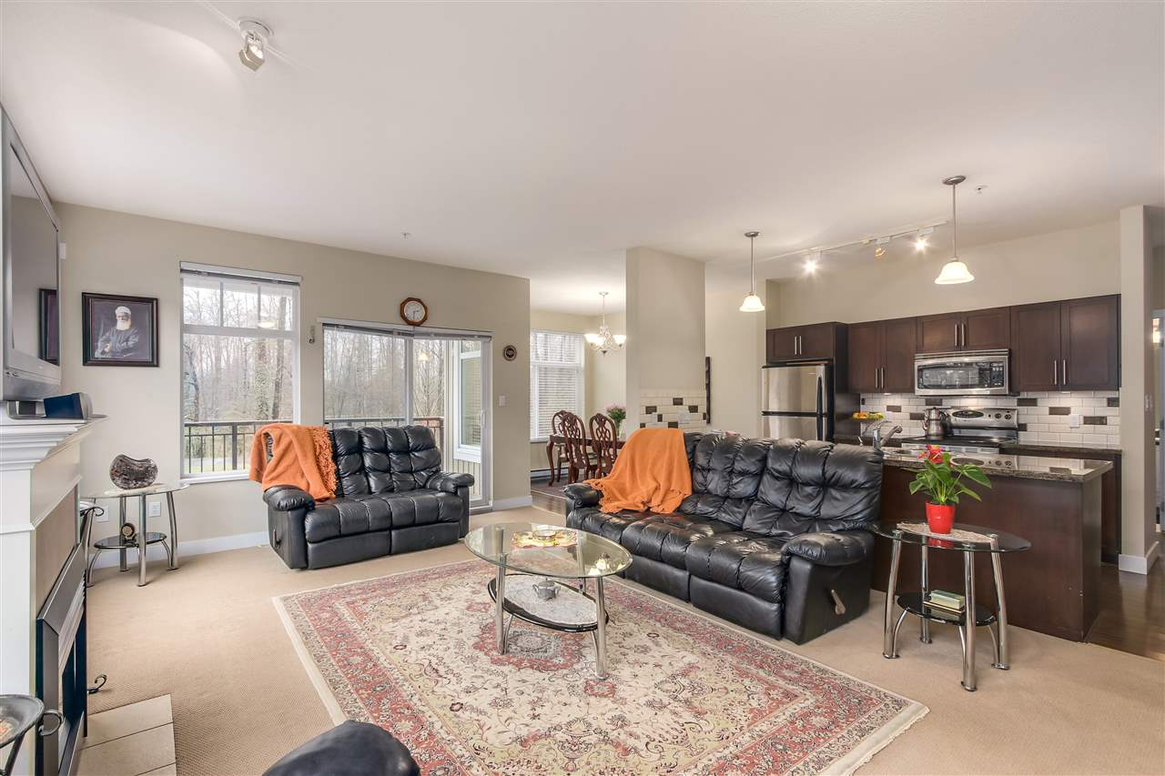 "Photo 6: 211 2353 MARPOLE Avenue in Port Coquitlam: Central Pt Coquitlam Condo for sale in ""EDGEWATER"" : MLS® # R2150448"