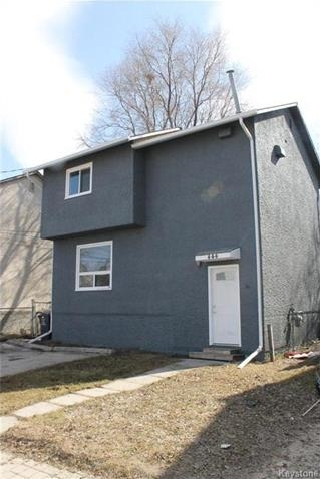 FEATURED LISTING: 444 Alexander Avenue Winnipeg