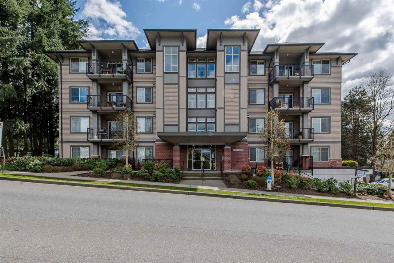 "Main Photo: 314 33898 PINE Street in Abbotsford: Central Abbotsford Condo for sale in ""Gallantree"" : MLS®# R2165069"