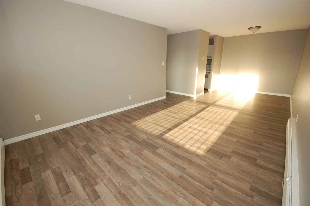 Brand NEW Flooring in this spacious room.