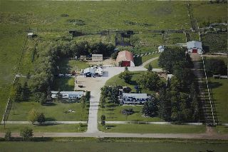 Main Photo: 26212 twp 552 Road: Rural Sturgeon County House for sale : MLS® # E4085494