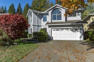 Main Photo: 3333 ROBSON Drive in Coquitlam: Hockaday House for sale : MLS® # R2217523