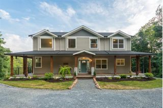 Main Photo: 5108 CEDARWOOD Court in Abbotsford: Sumas Mountain House for sale : MLS® # R2222700