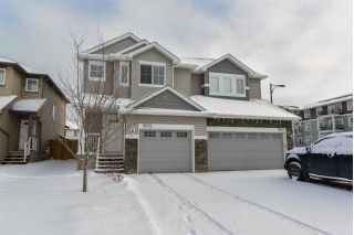 Main Photo: 9505 SIMPSON Court in Edmonton: Zone 14 House Half Duplex for sale : MLS® # E4088844