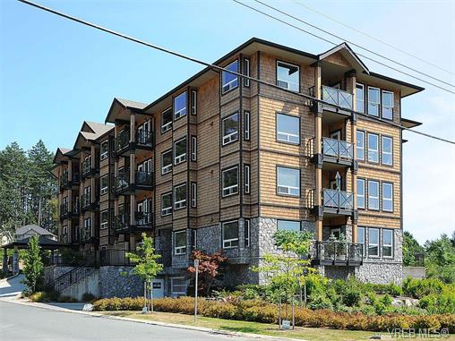 Main Photo: 303 101 Nursery Hill Drive in VICTORIA: VR Six Mile Condo Apartment for sale (View Royal)  : MLS® # 373876