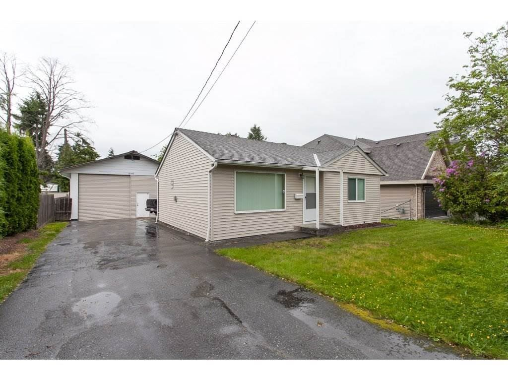 Photo 1: Photos: 12945 107 Avenue in Surrey: Whalley House for sale (North Surrey)  : MLS® # R2224689