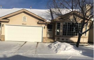 Main Photo: 8840 189 Street NW in Edmonton: Zone 20 House Half Duplex for sale : MLS® # E4094833