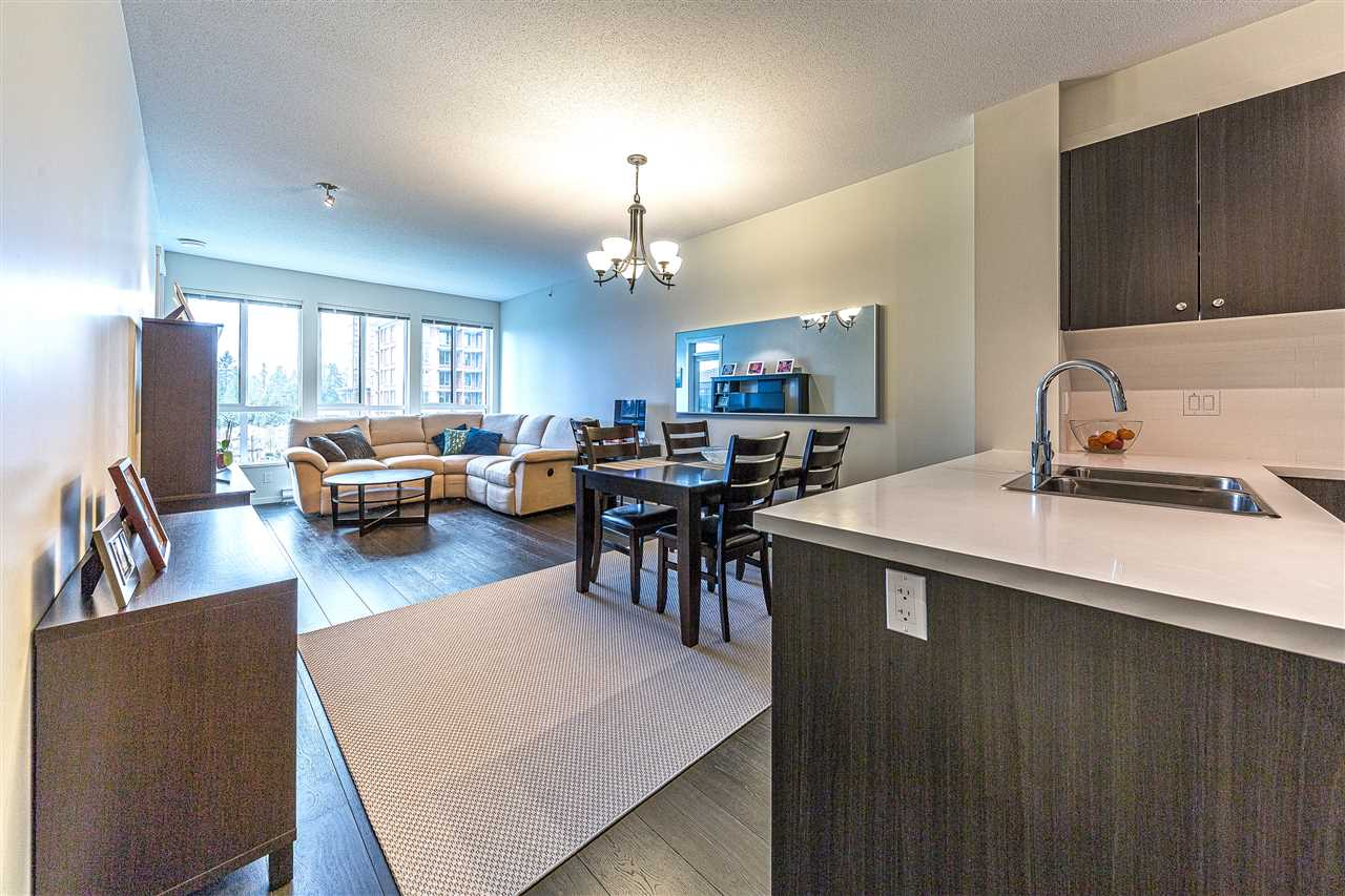 "Main Photo: 404 1135 WINDSOR Mews in Coquitlam: New Horizons Condo for sale in ""Bradley House at Windsor Gate"" : MLS® # R2237566"