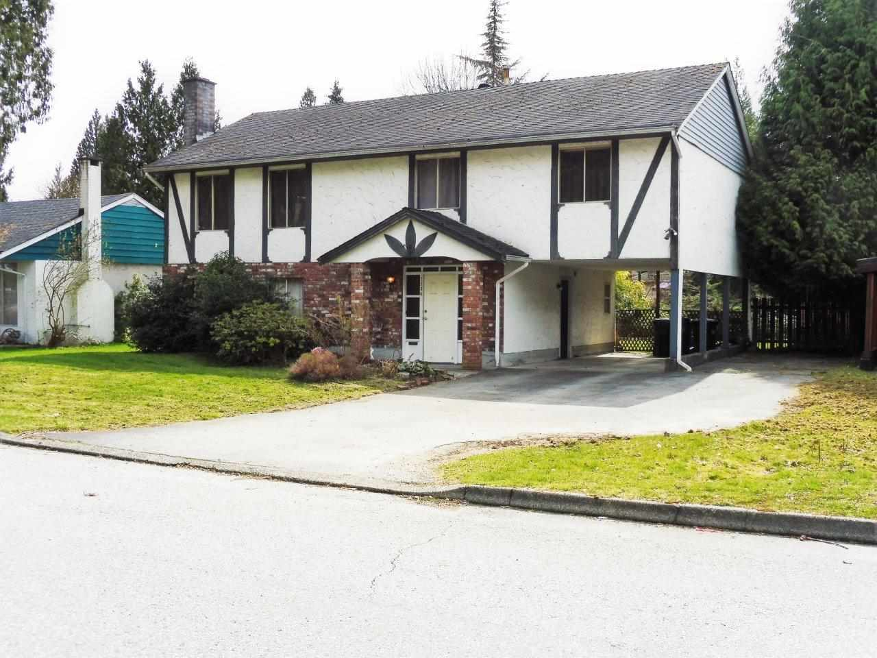 "Main Photo: 1386 LARKSPUR Drive in Port Coquitlam: Birchland Manor House for sale in ""BIRCHLAND MANOR"" : MLS®# R2256448"