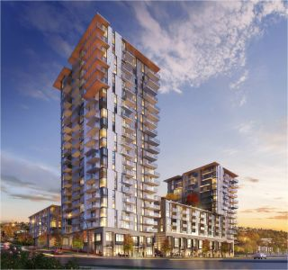 Main Photo: #501 at FRASER COMMONS by SERRACAN in : Fraser VE Condo  (Vancouver East)