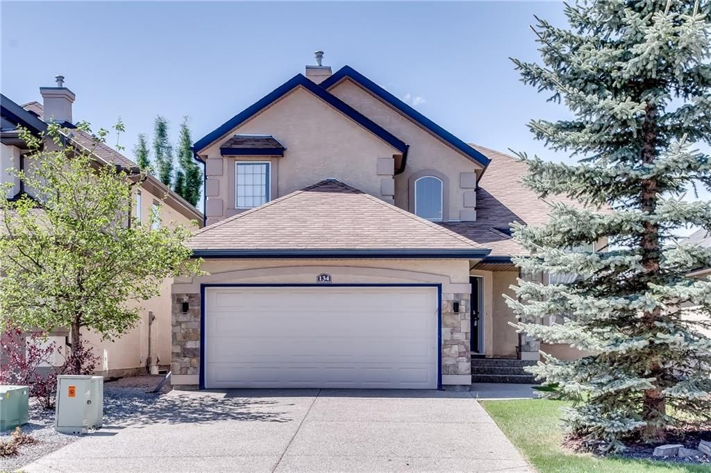 Main Photo: 134 CRANWELL Close SE in Calgary: Cranston House for sale : MLS®# C4187456