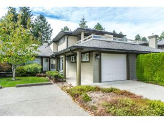 "Main Photo: 151 16080 82 Avenue in Surrey: Fleetwood Tynehead Townhouse for sale in ""Ponderosa"" : MLS®# R2304227"