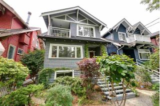 "Main Photo: 2229 STEPHENS Street in Vancouver: Kitsilano House for sale in ""KITSILANO"" (Vancouver West)  : MLS®# R2307671"