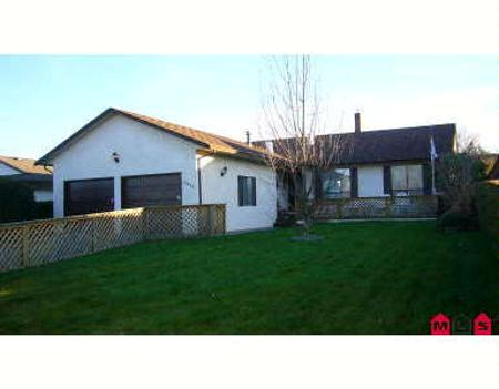 Main Photo: 15464 19TH AV in White Rock: House for sale (King George Corridor)  : MLS® # F2704894
