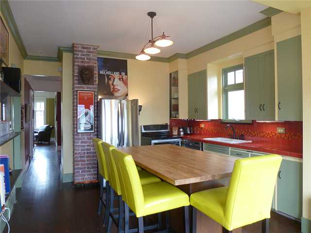 Photo 6: 2511 PANDORA Street in Vancouver: Hastings East House for sale (Vancouver East)  : MLS® # V940912