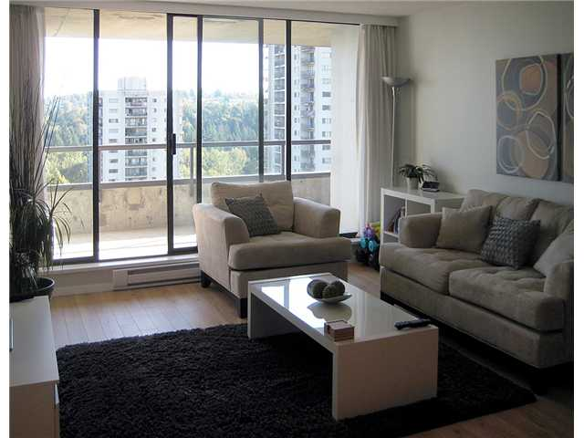 Photo 2: # 1201 - 3980 Carrigan Court in Burnaby: Government Road Condo for sale (Burnaby North)  : MLS® # V971329