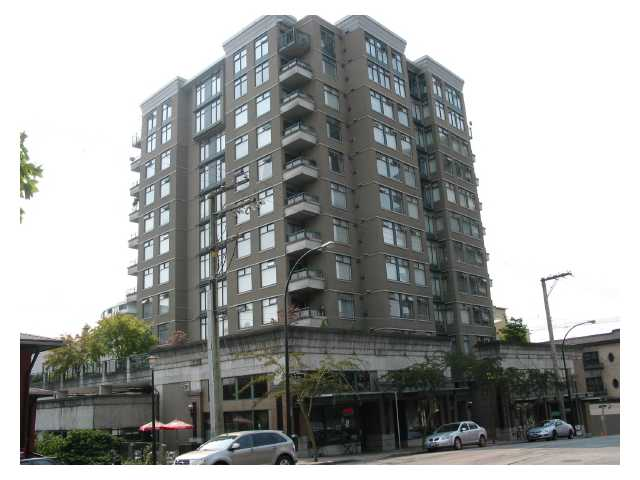 Main Photo: 1004 720 Carnarvon Street in New Westminster: Downtown NW Condo for sale : MLS® # v845527