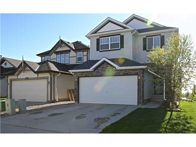 Main Photo: 376 EVERMEADOW RD SW in CALGARY: Evergreen House for sale (Calgary)  : MLS®# C3571579