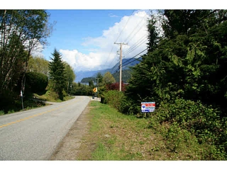 Main Photo: LOT 7 FAIRWAY AVENUE in Sechelt: Sechelt District Home for sale (Sunshine Coast)  : MLS® # V1060351