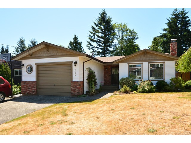 "Main Photo: 15690 GOGGS Avenue: White Rock House for sale in ""White Rock"" (South Surrey White Rock)  : MLS® # F1443807"