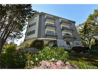 Main Photo: 307 1400 Newport Avenue in VICTORIA: OB South Oak Bay Condo Apartment for sale (Oak Bay)  : MLS® # 356848