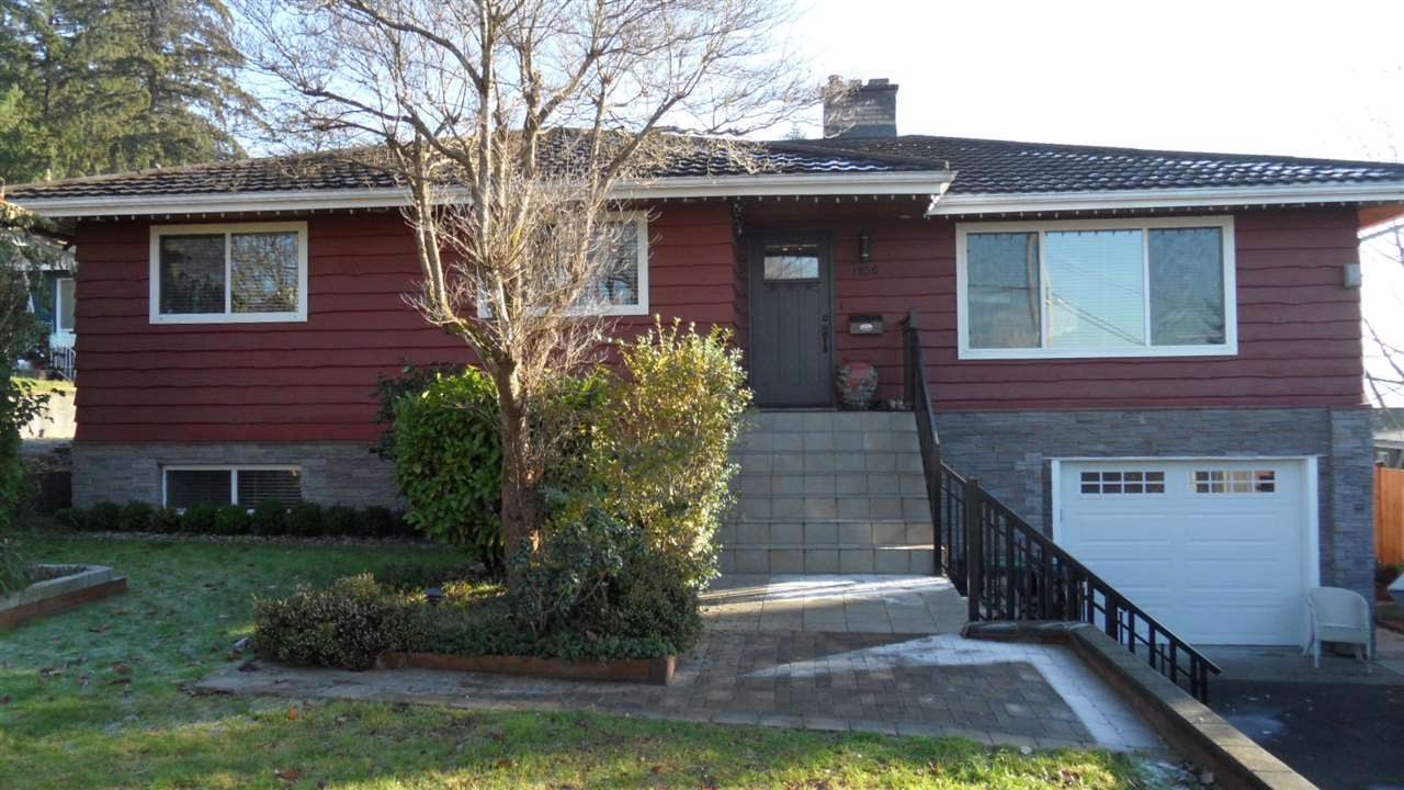 Main Photo: 1956 HILLSIDE Avenue in Coquitlam: Cape Horn House for sale : MLS(r) # R2018124
