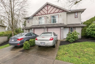 "Main Photo: 26 11229 232 Street in Maple Ridge: East Central Townhouse  in ""FOXRIDGE ESTATES"" : MLS® # R2046391"