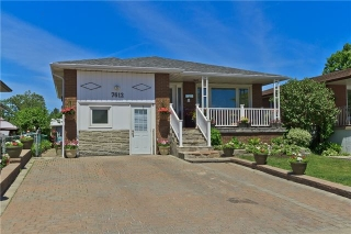 Main Photo: 7612 Middleshire Drive in Mississauga: Malton House (Backsplit 5) for sale : MLS(r) # W3512599