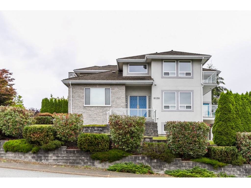 "Main Photo: 8138 151 Street in Surrey: Bear Creek Green Timbers House for sale in ""SHAUGNESSY HEIGHTS"" : MLS® # R2085840"