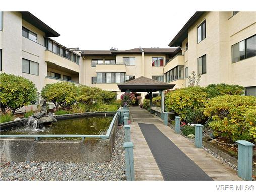 Main Photo: 201 3900 Shelbourne Street in VICTORIA: SE Cedar Hill Condo Apartment for sale (Saanich East)  : MLS®# 370835