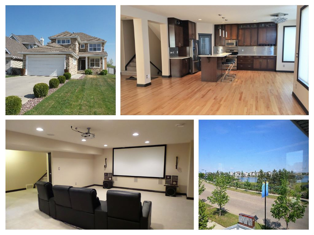 Main Photo: 916 SUMMERSIDE Link in Edmonton: Zone 53 House for sale : MLS(r) # E4047154