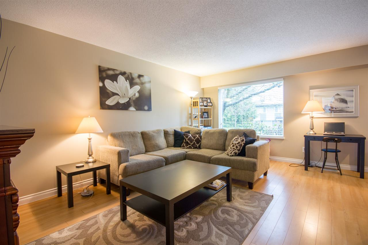 "Main Photo: 221 9061 HORNE Street in Burnaby: Government Road Townhouse for sale in ""Braemar Gardens"" (Burnaby North)  : MLS®# R2142297"